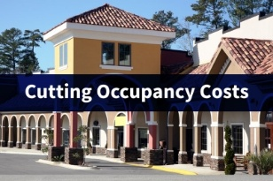 What should you consider as you think about cost of occupancy in your corporate property portfolio?