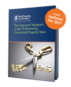 The Corporate Taxpayer's Guide To Minimizing Commercial Property Taxes