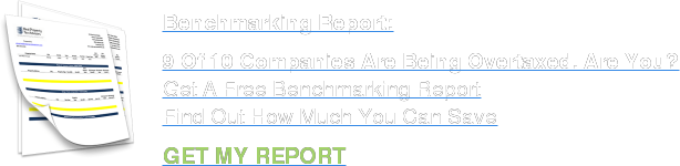 Benchmarking Report:  9 Of 10 Companies Are Being Overtaxed. Are You?  Get A Free Benchmarking Report Find Out How Much You Can Save Get My Report