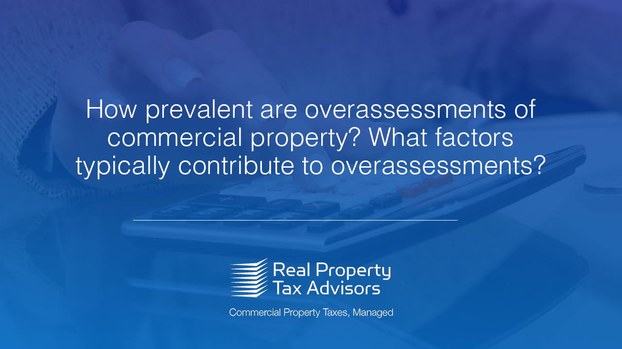 How Often Are Commercial Properties Over-Assessed?
