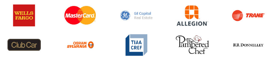 Real Rsults - Some of the world's leading companies trust RPTA for their property tax management needs.